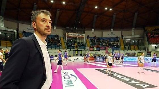 Volley: Monza piange coach Falasca, stroncato da un infarto