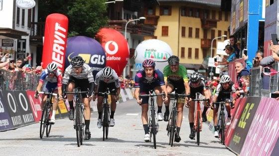 Giro d'Italia Under 23: Venchiarutti interrompe il digiuno italiano. Ardila ancora leader