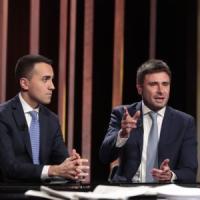 """M5S, Di Maio: """"Chi critica destabilizza il Movimento e il suo peso nel governo"""". Di..."""