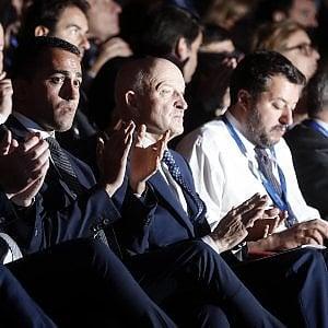 Manovra, Salvini insiste: La faremo subito. Di Maio: Ci dica dove trovare i soldi per la flat tax