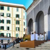 Messa deI Papa a Casal Bertone: