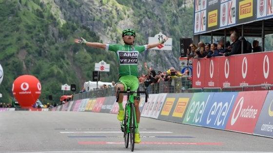 Ciclismo, Ardila vince il Giro d'Italia Under 23. Show di Rubio sul Fedaia
