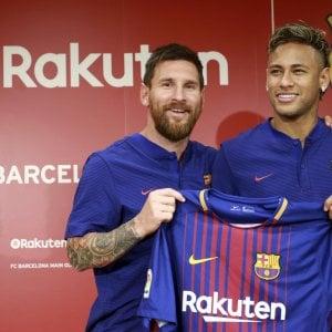 Ore calde per De Ligt alla Juve, il Barcellona rivuole Neymar