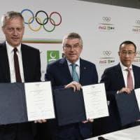 Coca Cola e Olimpiadi ancora insieme, ma arriva un partner cinese
