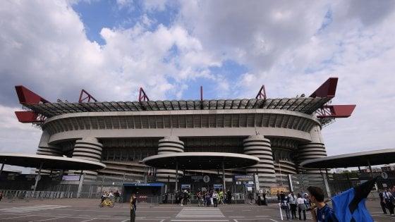 Milan e Inter: ''Faremo nuovo San Siro accanto al vecchio''