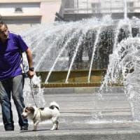 Meteo: settimana di caldo torrido, attese temperature oltre i 40 gradi