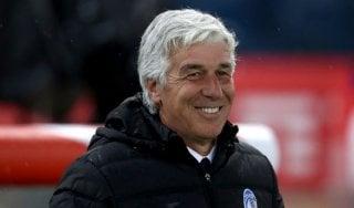 """Atalanta, Gasperini sogna in grande: """"In Champions vorrei sfidare il Real"""""""