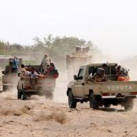 Yemen, gli Houthi attaccano l'aeroporto saudita; Pompeo a Riad per parlare di Iran
