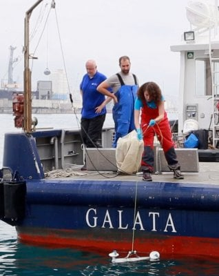 SPlasH!: la guerra europea alla plastica in mare parte da Genova