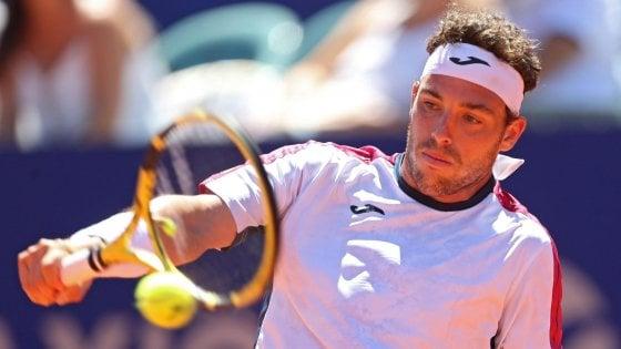 Tennis, Cecchinato subito fuori a Eastbourne