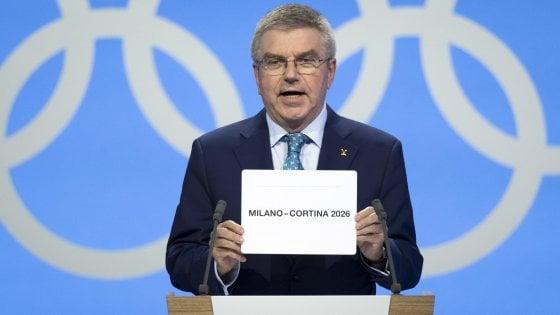 Olimpiadi Invernali 2026: Milano e Cortina hanno vinto, i Giochi assegnati all'Italia