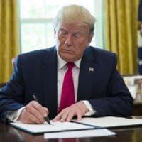 Iran, nuove sanzioni Usa contro il leader supremo Ali Khamenei