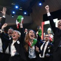 Olimpiadi 2026, a Losanna la festa azzurra per Milano e Cortina