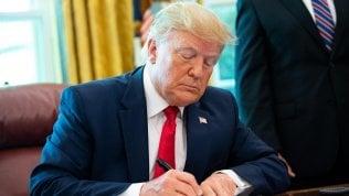 Iran, Trump impone nuove sanzioni. Anche contro il leader supremo Ali Khamenei