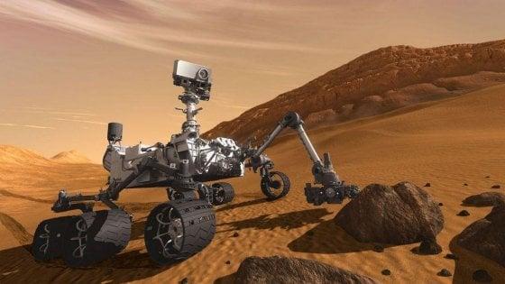 Su Marte la più grande quantità di metano mai misurata