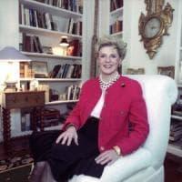 È morta  la scrittrice Judith Krantz, regina della letteratura rosa