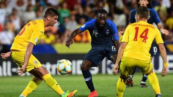 Europei U21, Francia e Romania non si fanno male: 0-0, Italia eliminata
