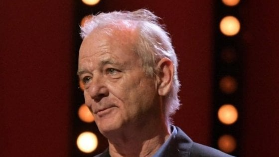 Festa di Roma, a Bill Murray il premio alla carriera
