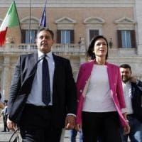 """FI, Gelmini: """"O cambia o muore. Mi candido alla guida del partito"""". Carfagna: """"Sì a mia..."""