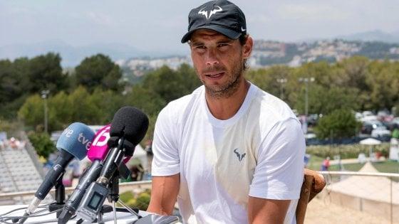 "Tennis, Nadal contro Wimbledon: ""Io dietro Federer, un sistema che non capisco"""