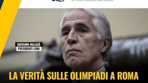 """Olimpiadi, il M5S attacca: """"Salvini era contro i Giochi Roma 2024"""". La gaffe 5Stelle in Lombardia"""
