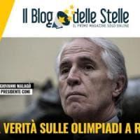 """Olimpiadi, il M5S attacca: """"Salvini era contro i Giochi Roma 2024"""". La gaffe 5Stelle in..."""