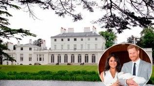 2,5 milioni di euro per ristrutturare casa: Harry e Meghan sotto accusa