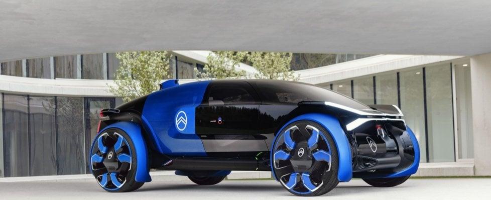 "A Citroen il ""Car Design Award 2019"""