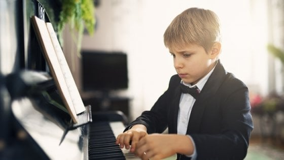 Chi studia musica va meglio in scienze, matematica e inglese