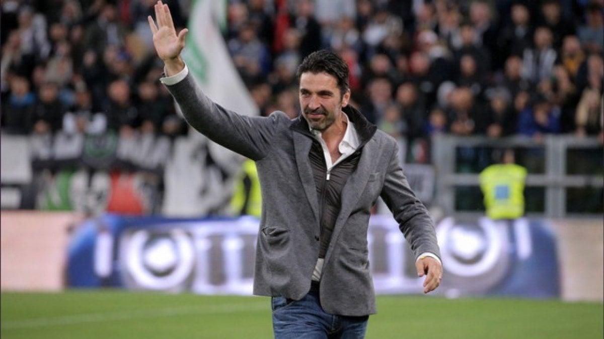 Juventus, che sorpresa: Buffon torna in bianconero
