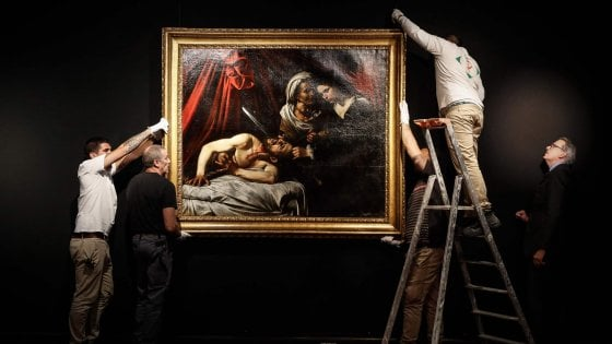 Mistero Caravaggio, annullata a Tolosa l'asta della ''Giuditta'' ritrovata in soffitta