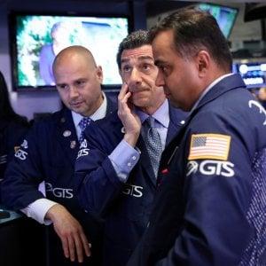 Il Pil americano confermato al +3,1%. Borse miste