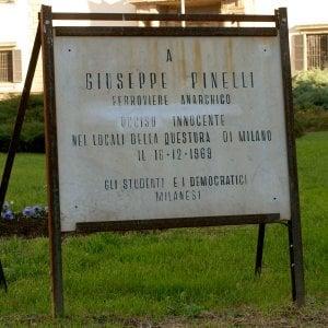 La verità, vi prego, su Pinelli