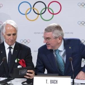 Malagò a capo dell'Olimpiade: ecco compiti (e limiti)