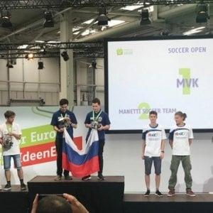 Robotica, gli studenti italiani trionfano ad Hannover