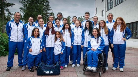 European paralympic youth games 2019 in Finlandia: in gara le nuove leve paralimpiche