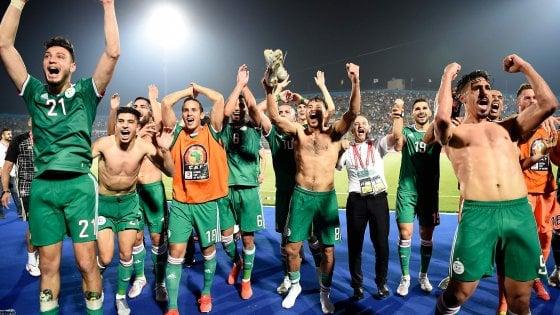 Coppa d'Africa: l'Algeria sorprende il Senegal. Il Madagascar sogna