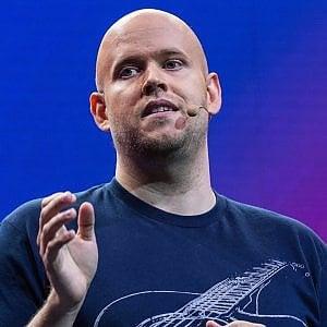 Daniel Ek, uno dei fondatori di Spotify