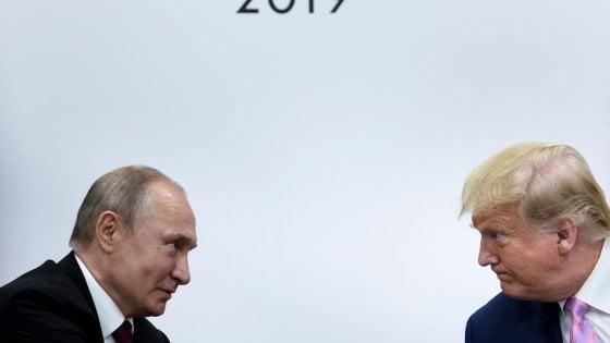 G20, fra Trump e Putin prove generali per rilanciare un idillio