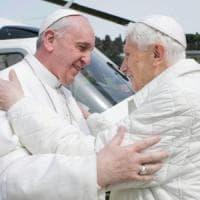 Papa Francesco e Benedetto XVI: uniti contro la pedofilia