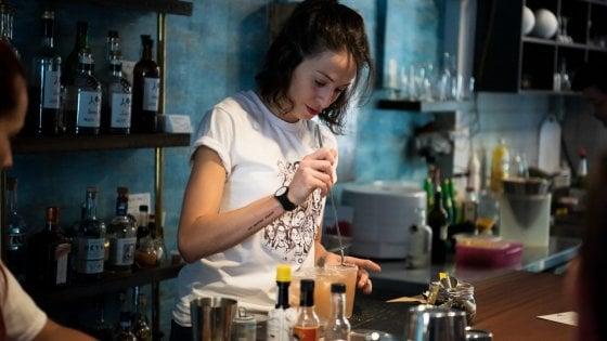 Palmira Bertuca, la bartender giramondo che vive a Singapore e sogna l'Italia