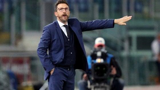 """Sampdoria, Di Francesco: """"Possiamo fare cose importanti"""""""