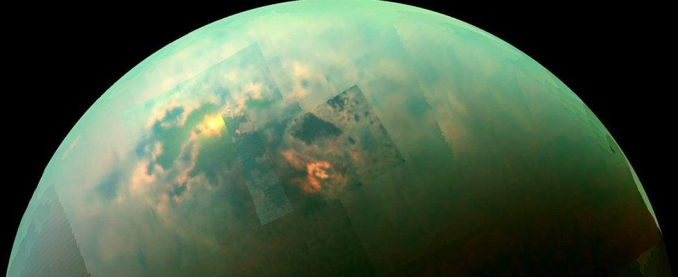 Nasa: un drone per esplorare Titano, la luna più grande di Saturno
