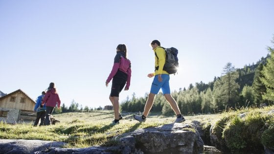 Alto Adige: un'estate di trekking, bicicletta e benessere, tra i boschi e le montagne