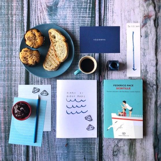 """#bookbreakfast. Il libro della settimana è """"Scintille"""""""