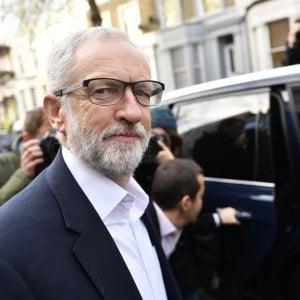 """""""Corbyn non è in grado di essere premier"""". La rivolta dei """"mandarini"""" contro il leader Labour"""