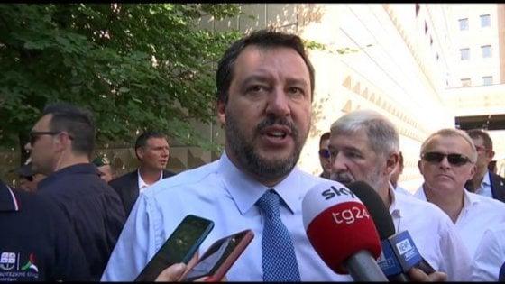 """Pugno duro su Sea-Watch, ma un tempo Salvini invocava la disobbedienza civile sulle  """"leggi ingiuste"""""""