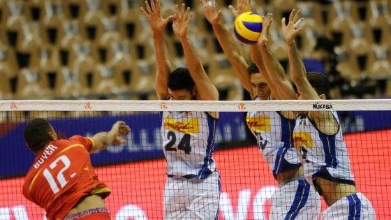 Volley, Nations League: Italia fuori dalle Final Six, fatale il ko con la Francia
