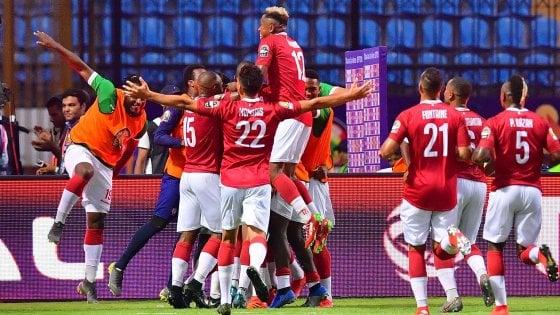 Calendario Coppa Dafrica.Coppa D Africa Impresa Del Madagascar Stende La Nigeria E