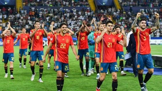 Europei Under 21: trionfa la Spagna, Germania battuta 2-1